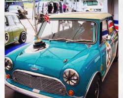 Mini Festival - Brands Hatch 2015